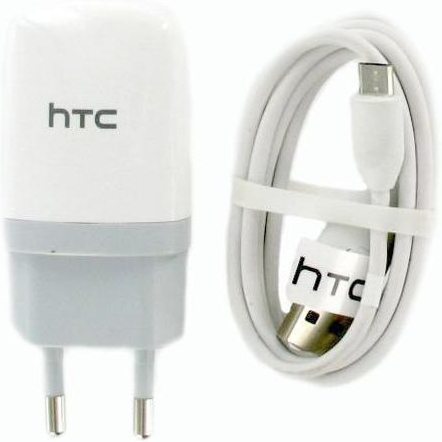 HTC Thuislader TC E250 + DC M410 (micro USB 1A)