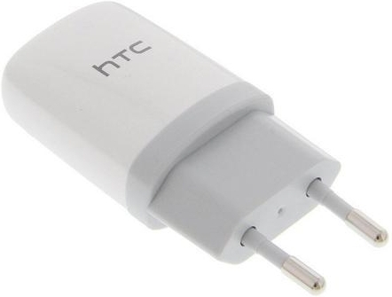 HTC USB Thuislader Adapter TC E250 + DC M410 Black Bulk