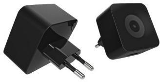 Muvit Adapter 1 Ampere Zwart