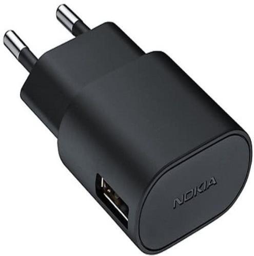 Adapter Nokia 1.3 Ampere - Origineel - Zwart