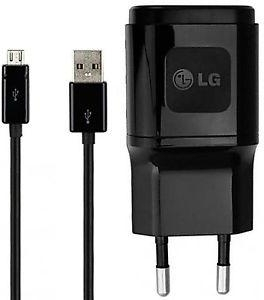 Oplader LG K8 Micro-USB 1.8 Ampere - Origineel - Zwart