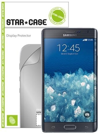Screen Protector Folie - Galaxy Note 4 Edge