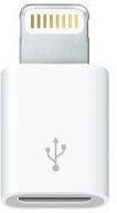Adapter van Micro USB naar Lightning iPhone 5C - ORIGINEEL -