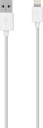 Belkin Mixit lightning kabel - Wit - 2 Meter