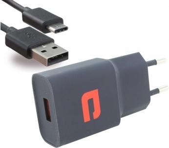 Crosscall Trekker X4 - Quick Charger 2A - USB-C - Origineel - 1 Meter
