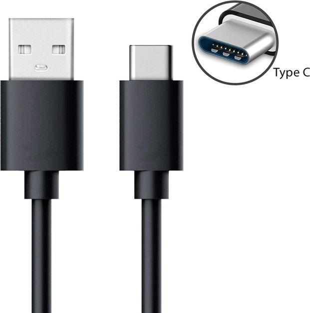 Nokia 6.2 USB-C Kabel - Origineel - 1 Meter