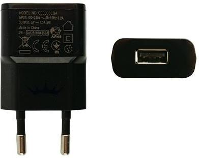 Oplader + (Micro)USB kabel voor LG Optimus P970 Origineel