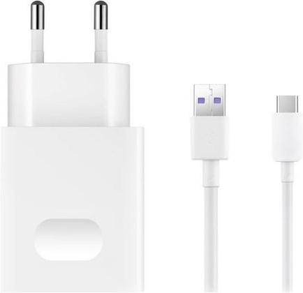 Snellader Huawei P Smart Z (2019) - 4.5 Ampere USB-C 100 CM - Origineel