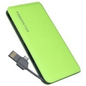 Powerbank PowerStar DP633 9000 mAh Groen