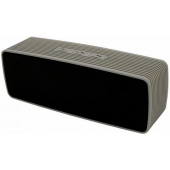 Bluetooth Music Speaker - Solid Silver